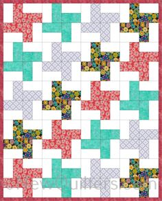 how to piece the easy and versatile Windmill quilt block. Photo tutorial from .Learn how to piece the easy and versatile Windmill quilt block. Photo tutorial from . Baby girl quilt Baby quilts handmade Baby quilts for sale Lap Quilt Patterns, Jelly Roll Quilt Patterns, Pattern Blocks, Simple Quilt Pattern, Easy Quilt Patterns Free, Owl Patterns, Patchwork Patterns, Canvas Patterns, Sewing Patterns