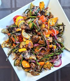 Incredible Grilled Vegetables | My Trim Kitchen