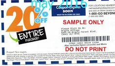Bed Bath and Beyond Coupons Ends of Coupon Promo Codes MAY 2020 ! Looking for a promotional code for Bed Bath and more? Grocery Coupons, Online Coupons, Free Printable Coupons, Free Printables, Dollar General Couponing, Coupons For Boyfriend, Thing 1, Love Coupons, Bath And Beyond Coupon