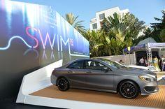 "2014 Mercedes Benz CLA250 - the ""Baby Benz""  #FashionWeek"