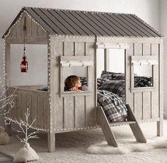 nice 52 Adorable and Fun Christmas Kids Room Design Ideas