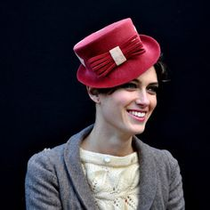 Hats Have It: Behida Dolic Millinery