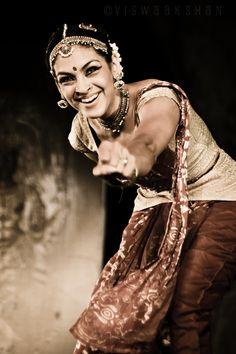 Rukmini Vijayakumar - spectacular :)