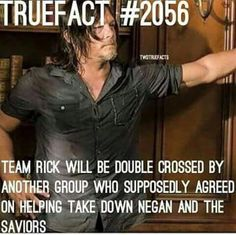 But why!?!?!? Negan and the saviors are killing us literally