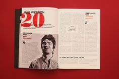 Rolling Stone #324 Redesign