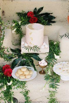 Ballerina Bridal Shower Inspiration Alexandra Wallace http://www.hochzeitswahn.de/inspirationsideen/ballerina-bridal-shower-inspiration/ #wedding #inspiration #cake