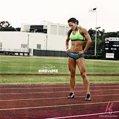 Running motivation Legs & body of steel! You cant find jeans that fit, but that's another story.....