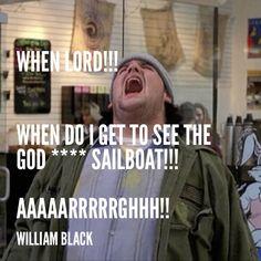 Mallrats Scene, scream, frustration, humorous