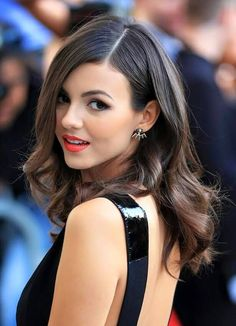Victoria Justice is a very beautiful girl