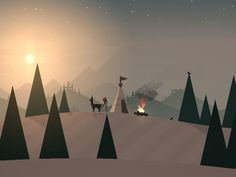 A quick look at lighting and particles effects in Alto's Adventure, an upcoming game for iOS. Captured realtime in Unity3D. Join the adventure on twitter: @altosadventure