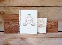 Aspen Wedding by Aaron Delesie + Lisa Vorce + Mindy Rice | Photos