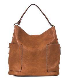 Jen & Co. Brown Pocket Hobo | zulily