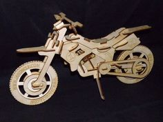 Dirt Bike Puzzle