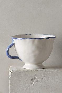 Lily Pond Mug - anthropologie.com