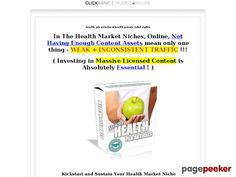 Health PLR Articles | Health Private Label Rights
