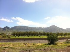Beautiful MA'O Organic Farms in Waianae grows some of the best produce on Oahu, while changing the lives of the youth on the west side. Inspiring place to visit!