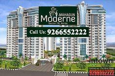 New Properties in Noida: Mahagun Moderne in Noida   Location: SECTOR-78, Noida Size: 1250-1975 SqFt. Plan: 2-BHK, 3-BHK, 4-BHK  Intown Realtors offering best deals in Mahagun Mahagun Moderne in Noida. Call @ 9266552222.for best deals and Mahagun Mahagun Moderne.