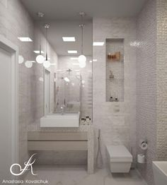 Badezimmer - Modernes Industrial Look. Industrial Look Badezimmer ...
