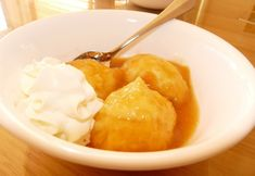 Golden Syrup Dumplings - Real Recipes from Mums