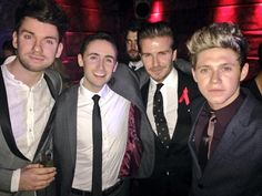 Willie, Deo, DB & Niall