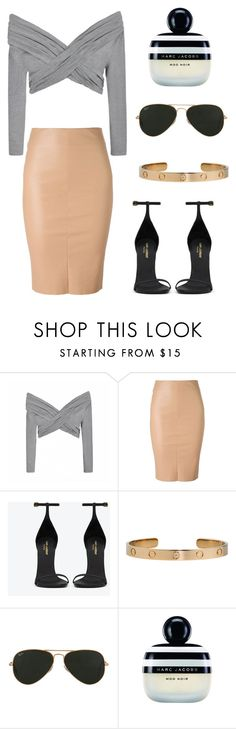 """""""Loving My Look..."""" by clynnstyle on Polyvore featuring Ally Fashion, Drome, Yves Saint Laurent, Ray-Ban and Marc Jacobs"""