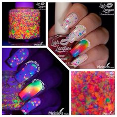Nail art that i cool I Cool, Cool Nail Designs, Nail Colors, Projects To Try, Polish, Nail Art, Colorful Nails, Beauty, Competition