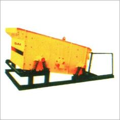 SAI ENGINEERING WORKS from Gujarat (India) is a manufacturer, supplier & exporter of Industrial Vibrating Screen Machine, Vibratory Screen Machine at the best price.