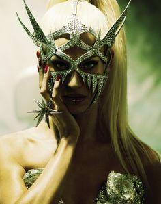 Masked #superhero