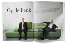 ABN Amro Interne campagne - magazine