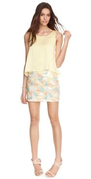 Pastel popover and sequins. Me likey ;) #aliro #summer