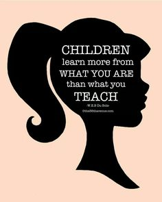 Be a great example to your children! #ACTC #towsonforactc