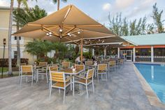 Poolside dining at the Sunshine Grill. Sunshine, Dining, Food, Nikko