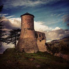 @anelimanelim Rocca San Casciano | #myER_Castles: foto finaliste, via Flickr
