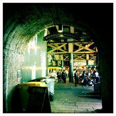 Borough Market - my idea of heaven