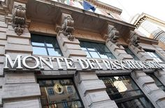 Financial Regulation Matters: Monte dei Paschi di Siena and Too Big To Fail: How...