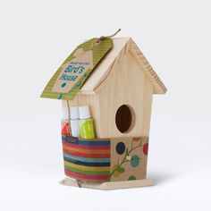 Create a unique home for your special bird pals. Winner of the Oppenheim Toy…