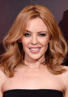 Kylie Minogue Strawberry Blonde