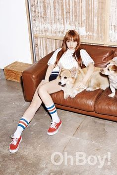 """Cheng Xiao for OhBoy! Magazine """