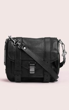 #swag PS1 Pouch Leather Bag | Proenza Schouler
