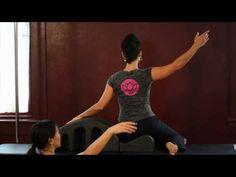 Upside-Down Pilates - Pilates Arc - Lesson 61 - Full 30 Minute Pilates Workout - HD