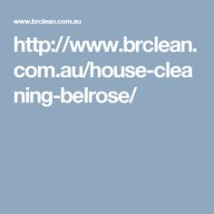 http://www.brclean.com.au/house-cleaning-belrose/