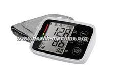 cool Monitor completamente automatico di pressione sanguigna del braccio con la conversazione inglese di voce