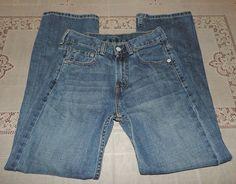Levi's 569 Loose Straight Boys Jeans - 14 Reg. - 27W x 27L (26W x 25.5L)
