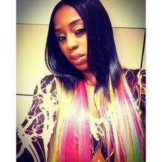SmackDown Women's Champ Naomi Is Glowing 😍😍 African American Braided Hairstyles, African American Braids, Black Wrestlers, Wwe Female Wrestlers, Naomi Wwe, Trinity Fatu, Wwe Couples, Wwe Tna, Raw Women's Champion