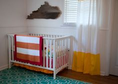 Eclectic and Colorful Nursery - Project Nursery