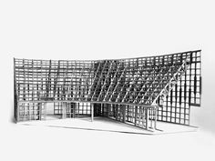 In Domus Pezo von Ellrichshausen (Mauricio and Sofia), present two houses in Chile. Read an excerpt of the article. Pezo Von Ellrichshausen, Arch House, Sketches, Construction, Tapestry, Island, Architecture Models, Houses, Workspaces