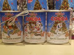 Winter Holiday Sweets Now Available At Select Disney Springs Shops