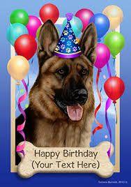 19 German Shepherds Ideas Birthday Wishes Shepherd German