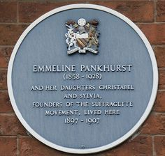 I can't help but think, that if Emmeline Pankhurst was alive today, she'd punch Theresa May right in the nose and then go looking for Amber Rudd, while reminding herself not to forget A… Sylvia Pankhurst, Emmeline Pankhurst, Salford, People Of Interest, North Yorkshire, Women In History, The Republic, Athens, Suffragettes