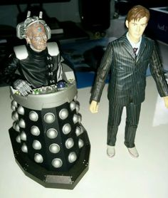 "Dr who #action #figures the #doctor and davros 5"" scale,  View more on the LINK: 	http://www.zeppy.io/product/gb/2/301861737341/"